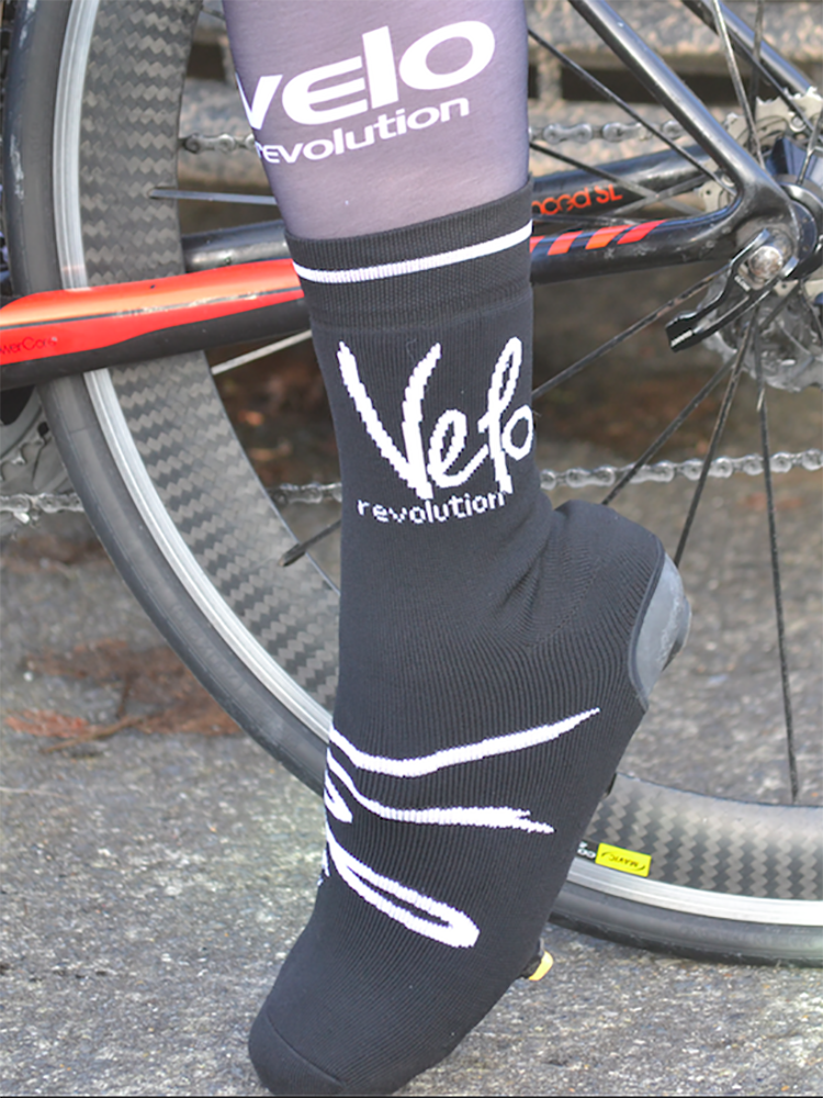 Belgian Booties Black Velo