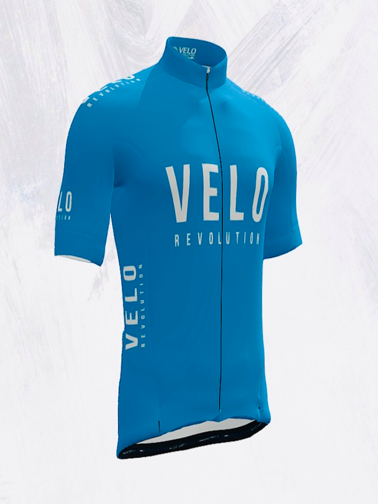Short Sleeve Jersey ALL ROUNDER SKY BLUE