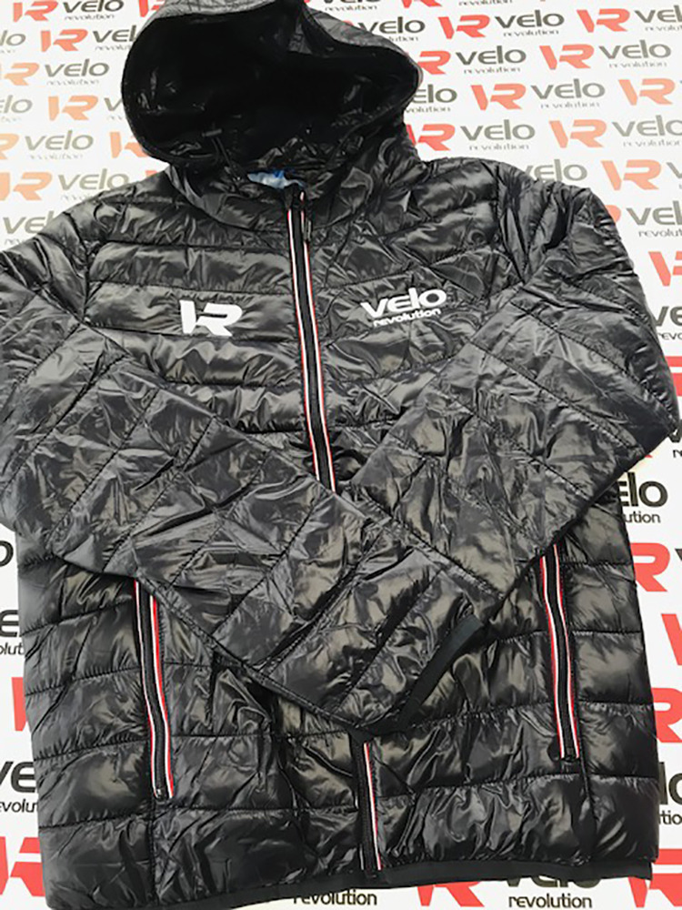 Down Jacket Casual Navy