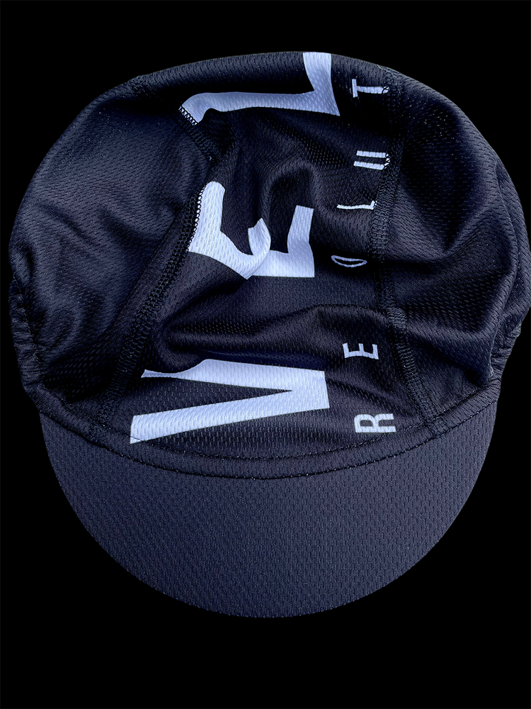 Cycling Cap PRO Featherweight BLACK