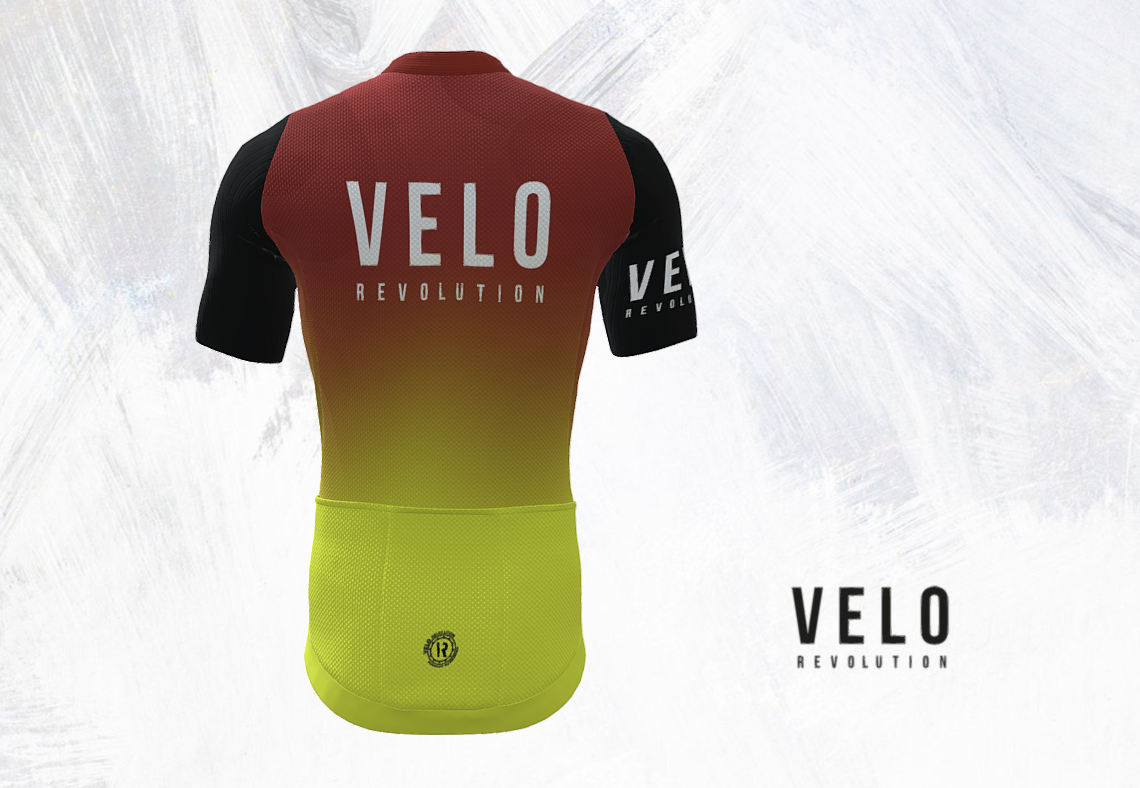 Short Sleeve Jersey ALL ROUNDER THE ROCKET