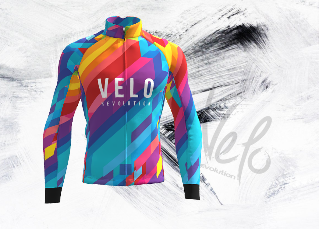 ICE Thermal Winter Jacket v2 - VELO VIBRANT ENERGY