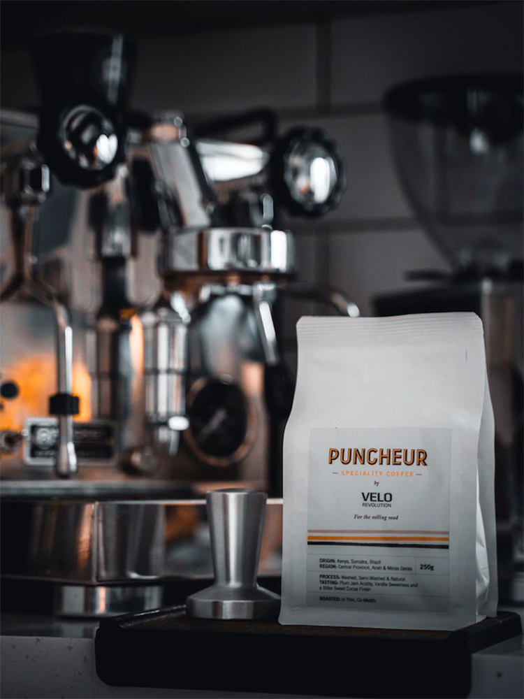 Espresso Coffee - PUNCHEUR by VeloRevolution