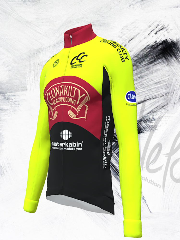 Clonakilty CC - Long Sleeve Thermal Jersey