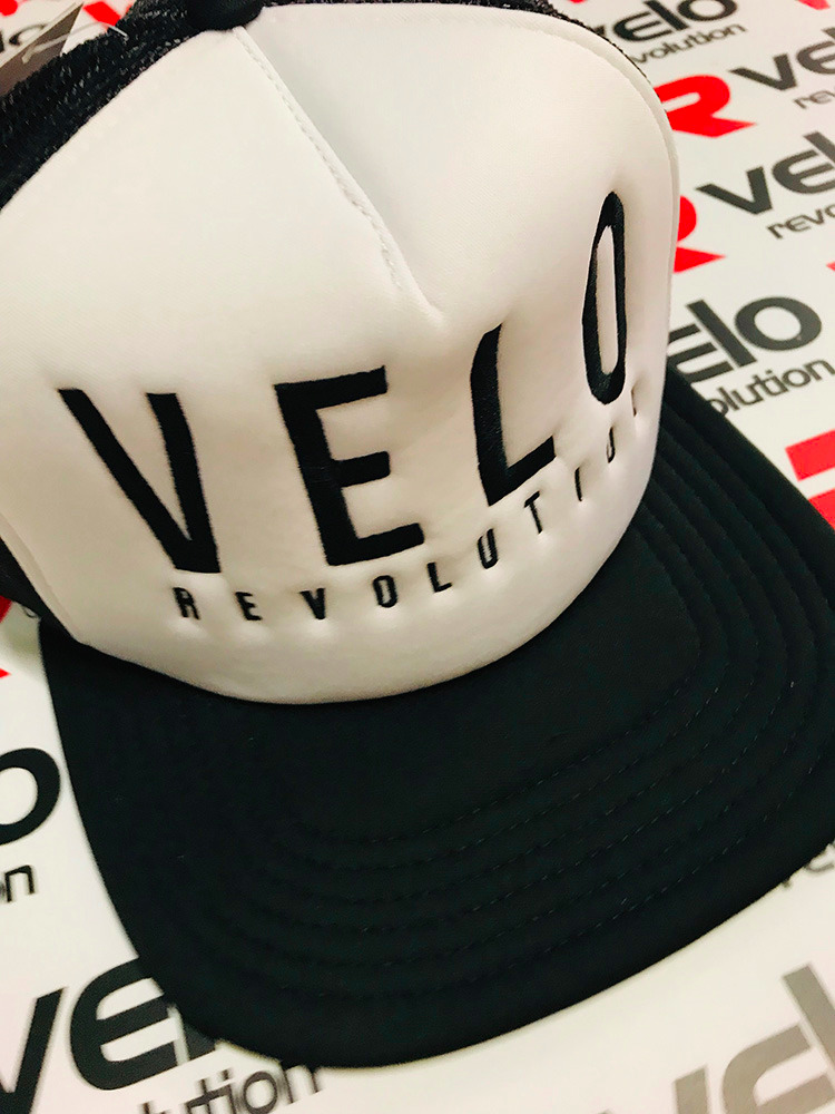 Caps / Hats VELO Black Snapback