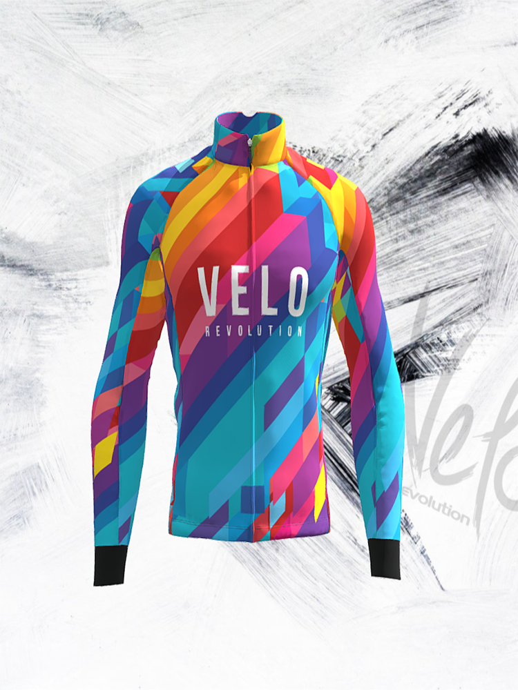 Long Sleeve ICE THERMAL JACKET - VELO VIBRANT (Pre-Order)