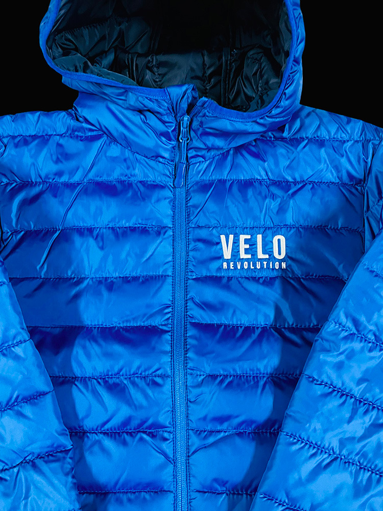 LifeStyle - SKY BLUE Quilted Jacket