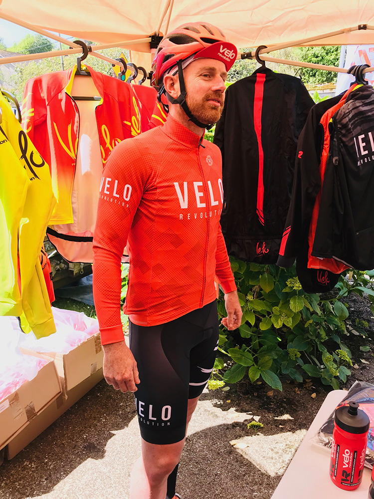 Long Sleeve Thermal Jersey FireFly