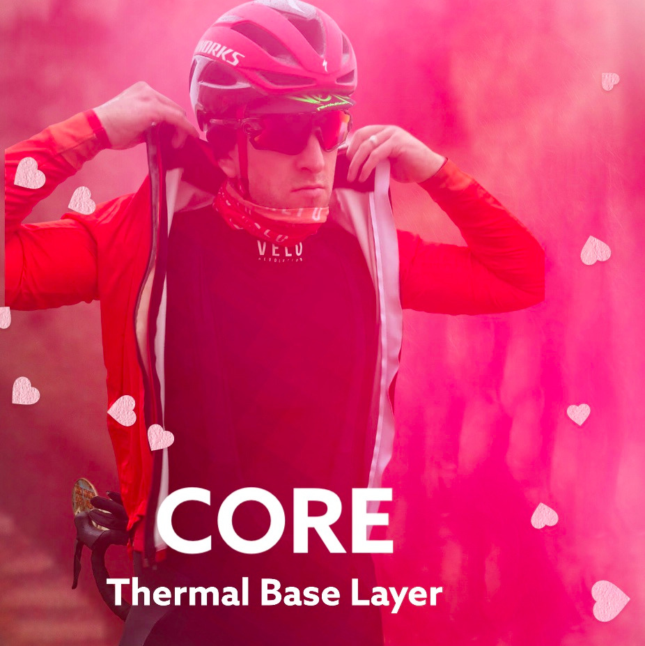 BodyFit CORE Winter LS Base Layer