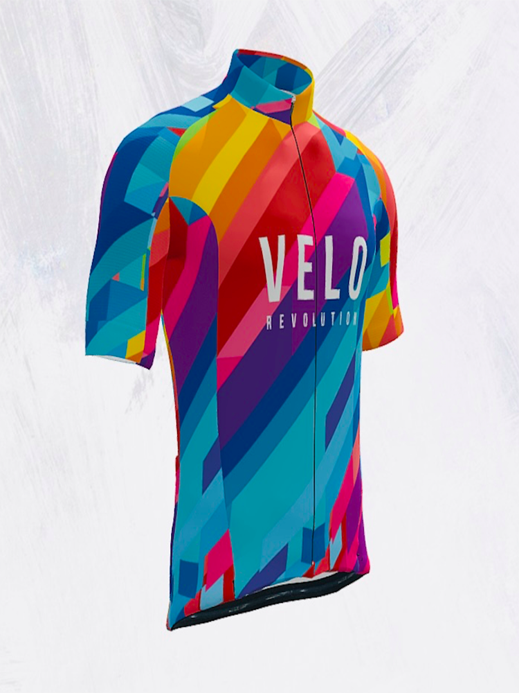 Short Sleeve Jersey ALL ROUNDER VIBRANT ENERGY