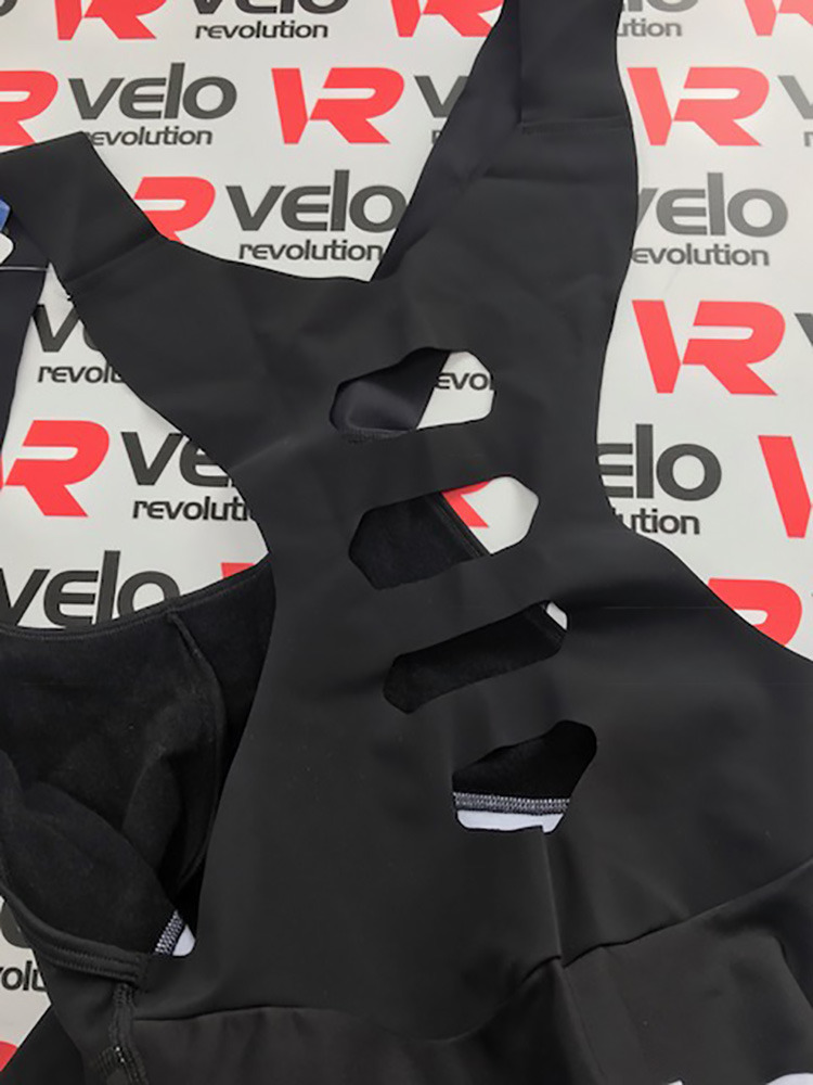 BibTights AllDay Roubaix Velo Black