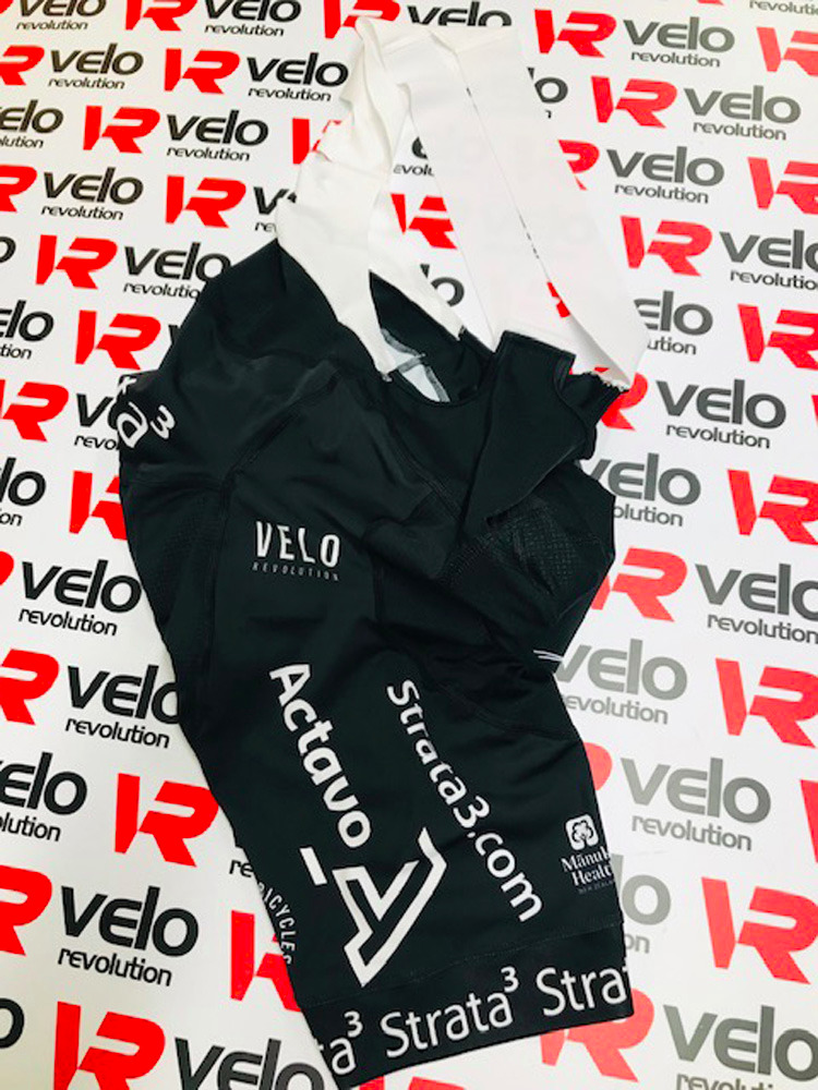 Strata3 - VeloRevolution 2020 Kit - Bib Shorts HC PRO II