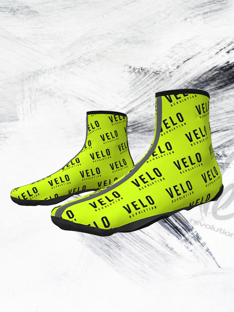 Overshoes - Winter Warm VELO BRIGHT YELLOW