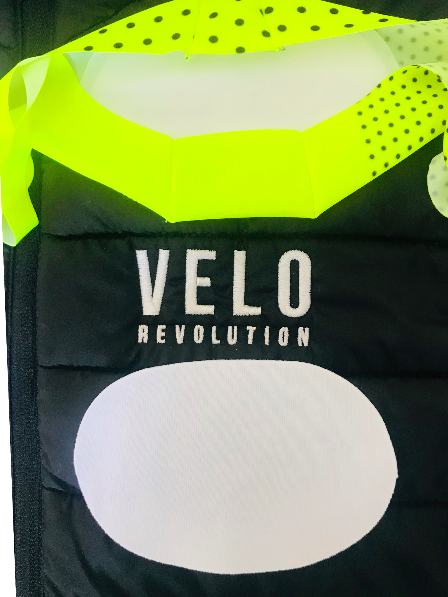 VELO Face Mask/Barrier (with 2 Filters) BRIGHT YELLOW