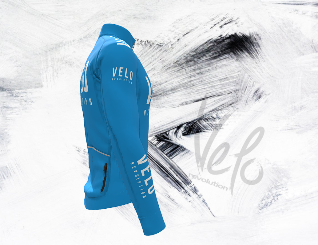 ICE Thermal Jacket v2 - SKY BLUE