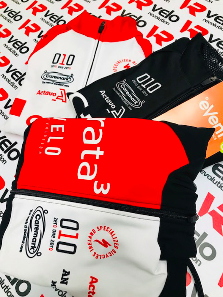 Strata3 - VeloRevolution 2020 Kit - AERO SPEED or ALL-ROUNDER SS Jerseys