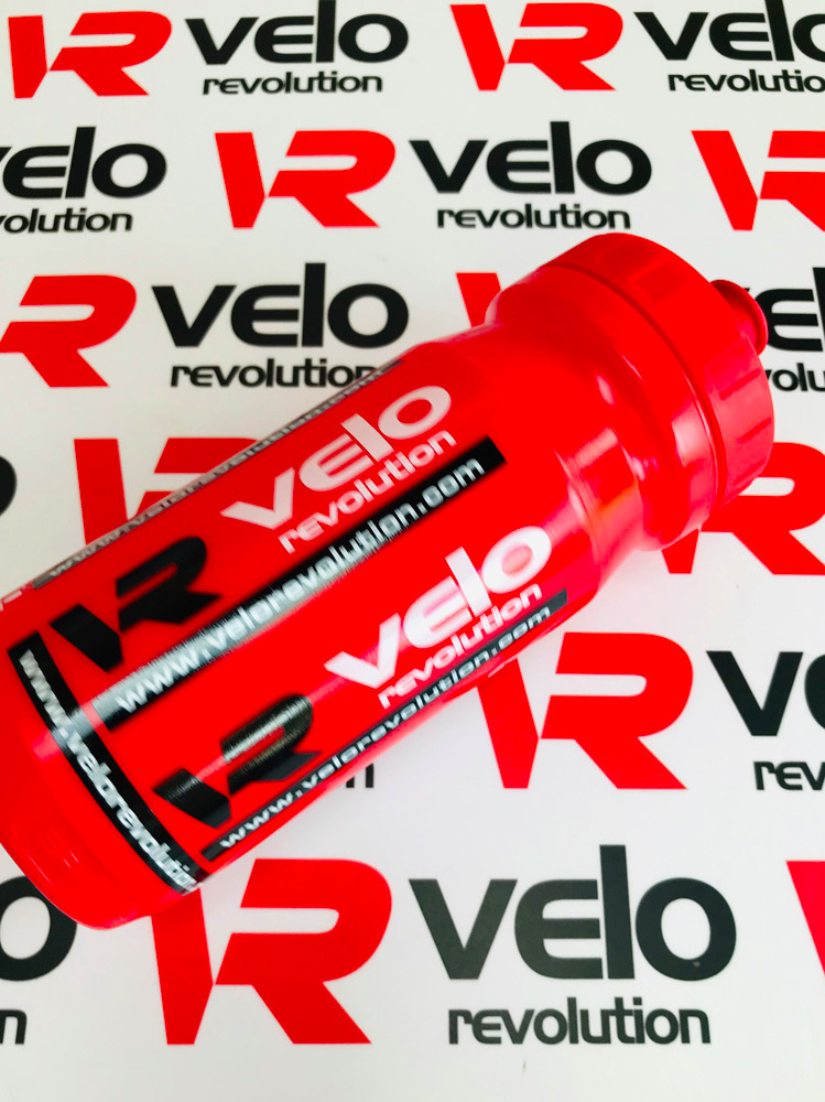 Pro Team Cycling Water Bottles - Red 600ml