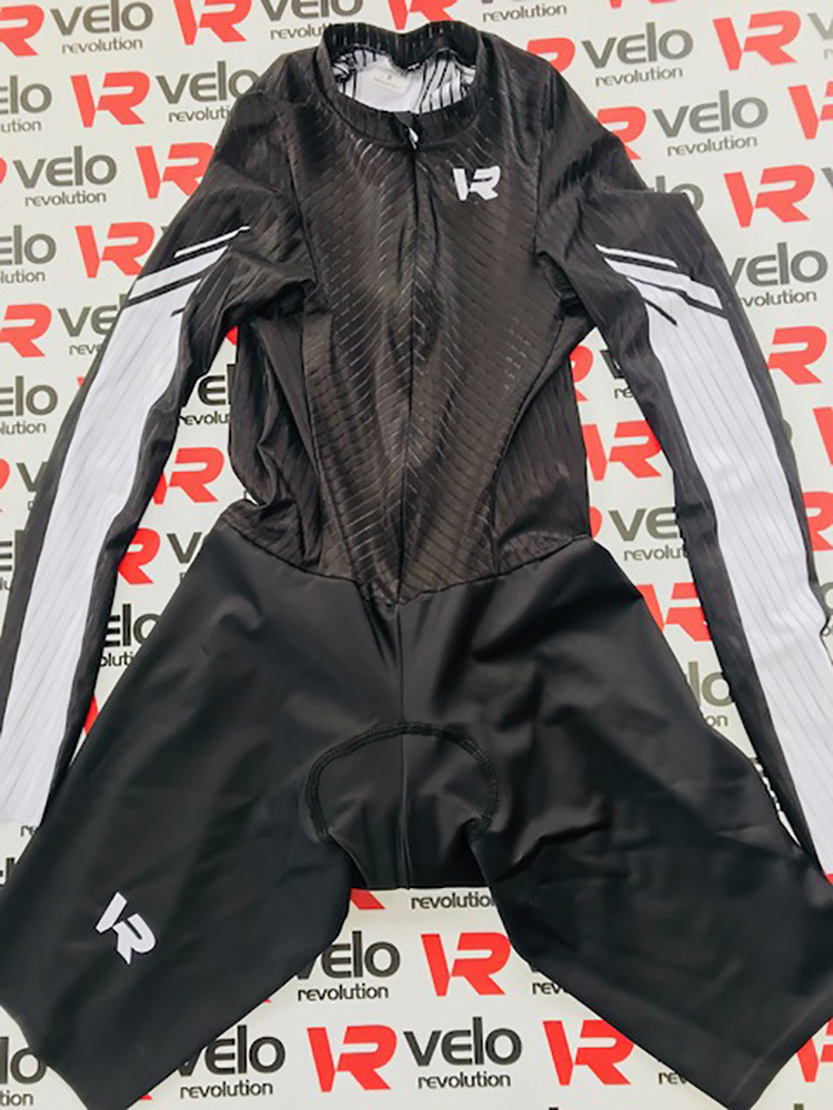 Speedsuit Pure Speed Aero Chrono Ultimate BLACK