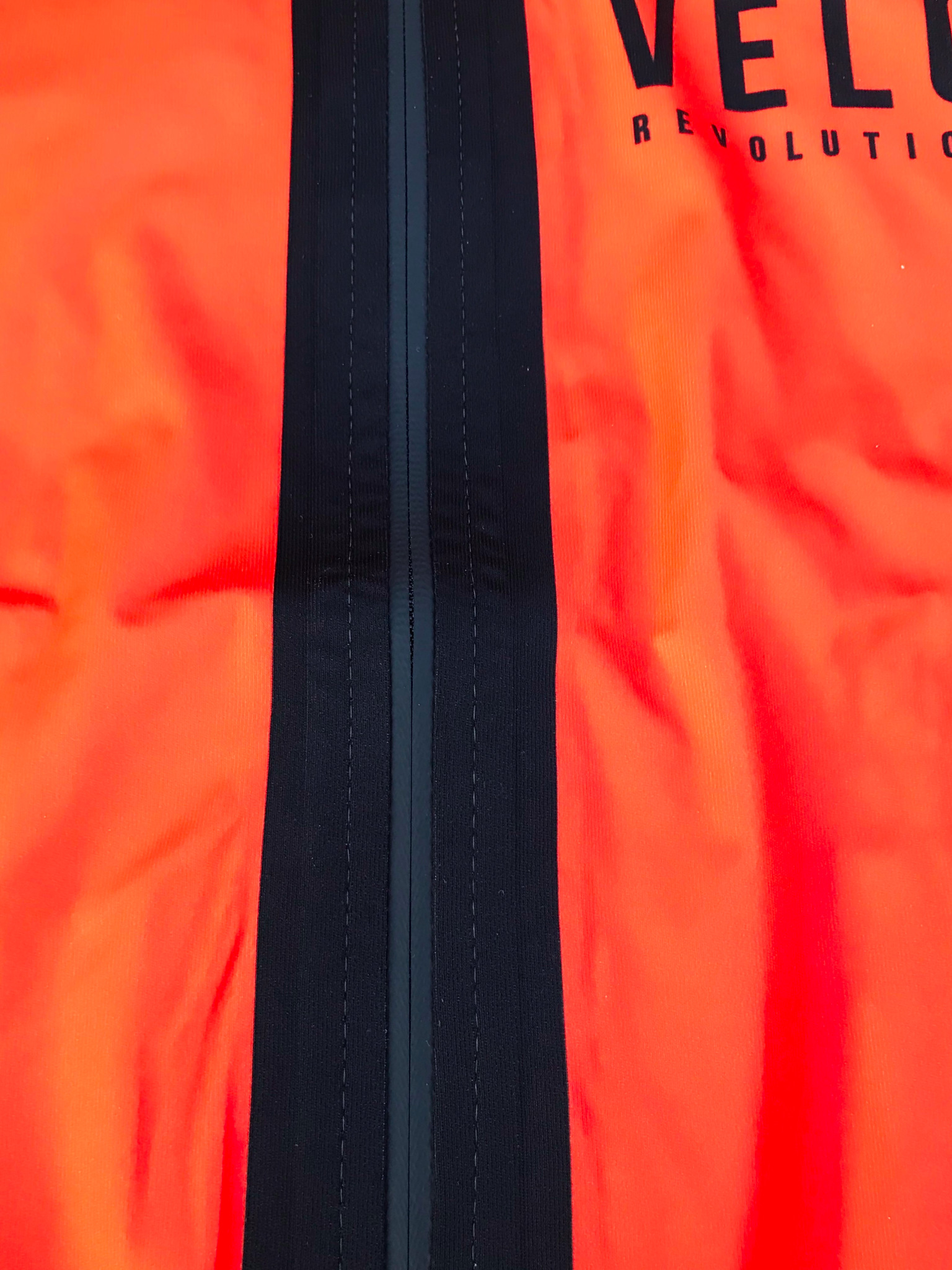 Storm Tiger Orange Rain Jacket/Cape (eVent Fabric)