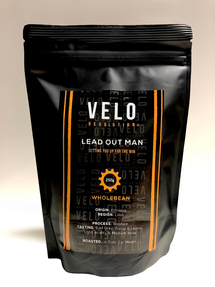 Speciality Coffee -  LEAD OUT MAN