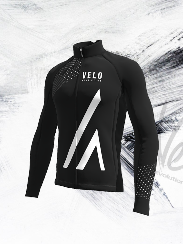 ICE Thermal Jacket v2 BLACK SUMMIT with eVent Membrane