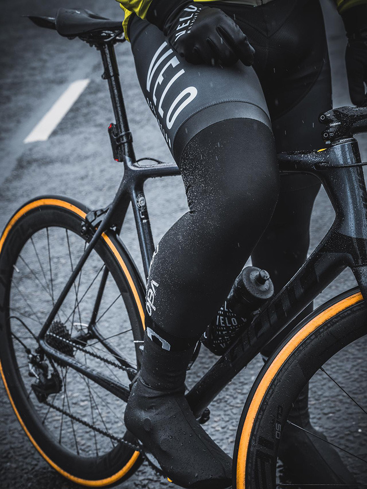Always Up No Rain Leg Warmers - Waterproof VELO