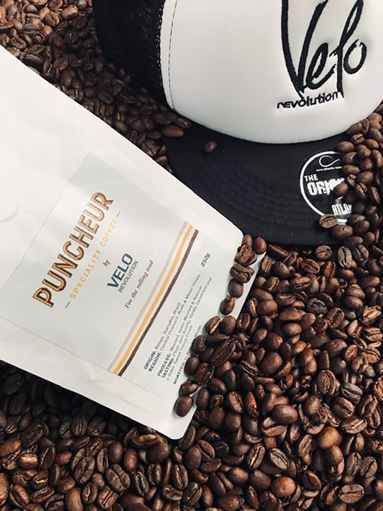 Cycling Espresso Coffee - VeloRevolution PUNCHEUR