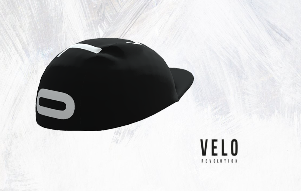 Cycling Cap Featherweight BLACK