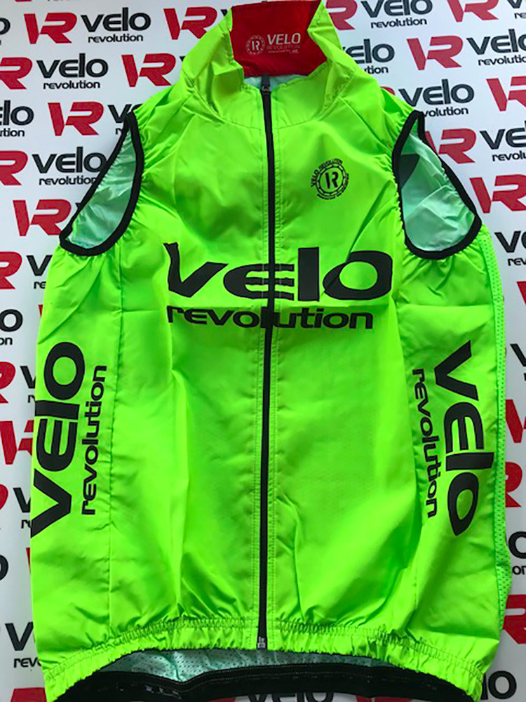 Gilet WindCutter - NEON GREEN LITE