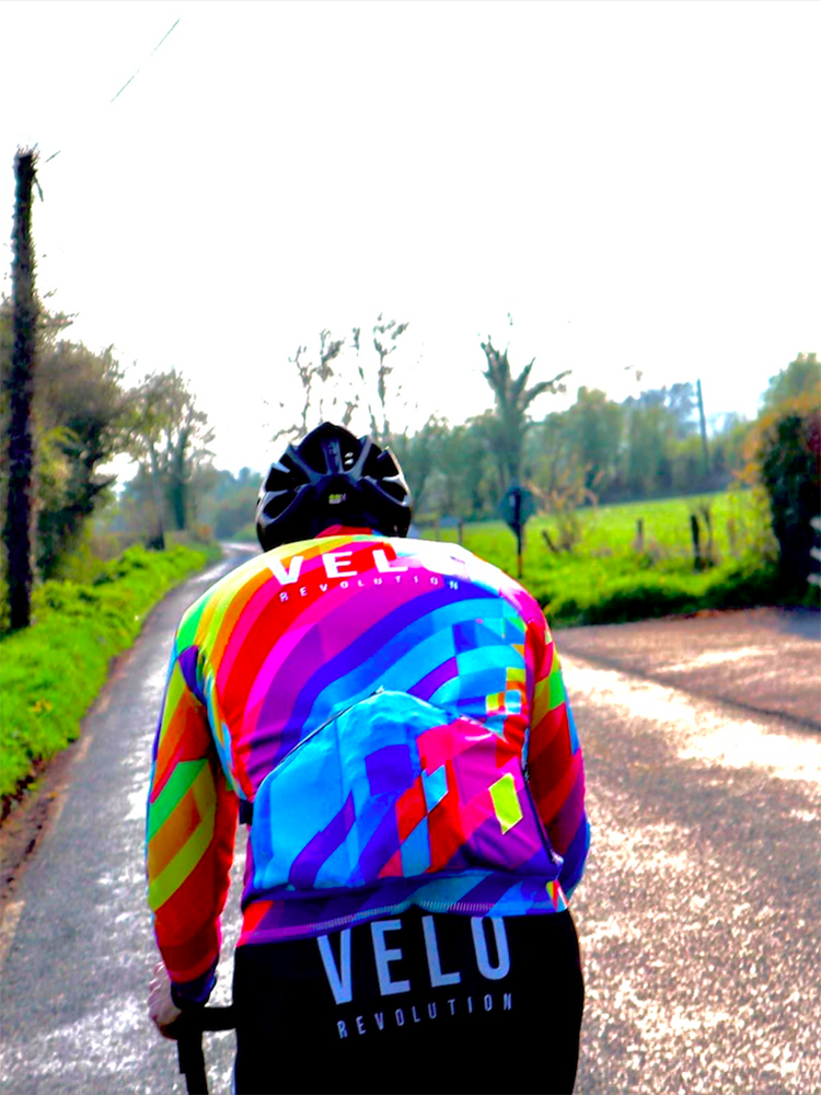 ICE WINTER THERMAL JACKET - VIBRANT ENERGY