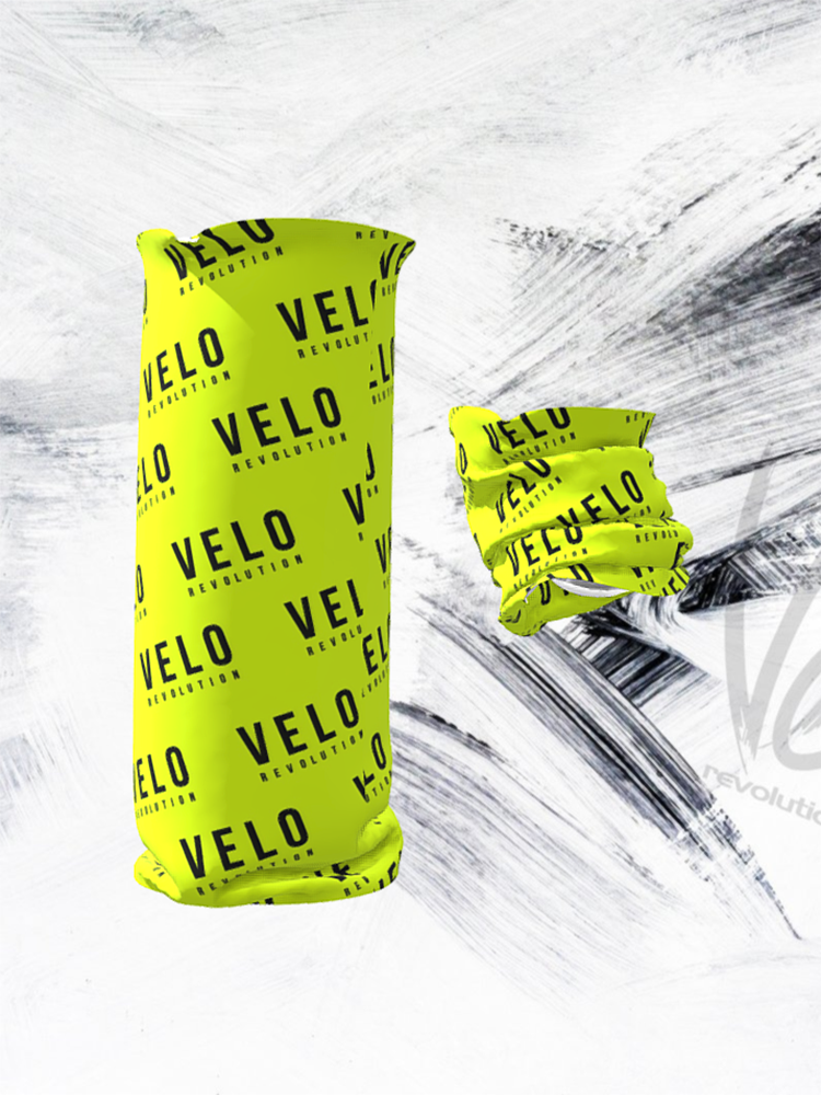 Buff YELLOW Bright VELO LITE