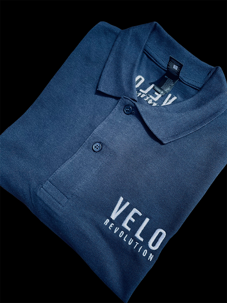 LifeStyle - Casual POLO French Navy
