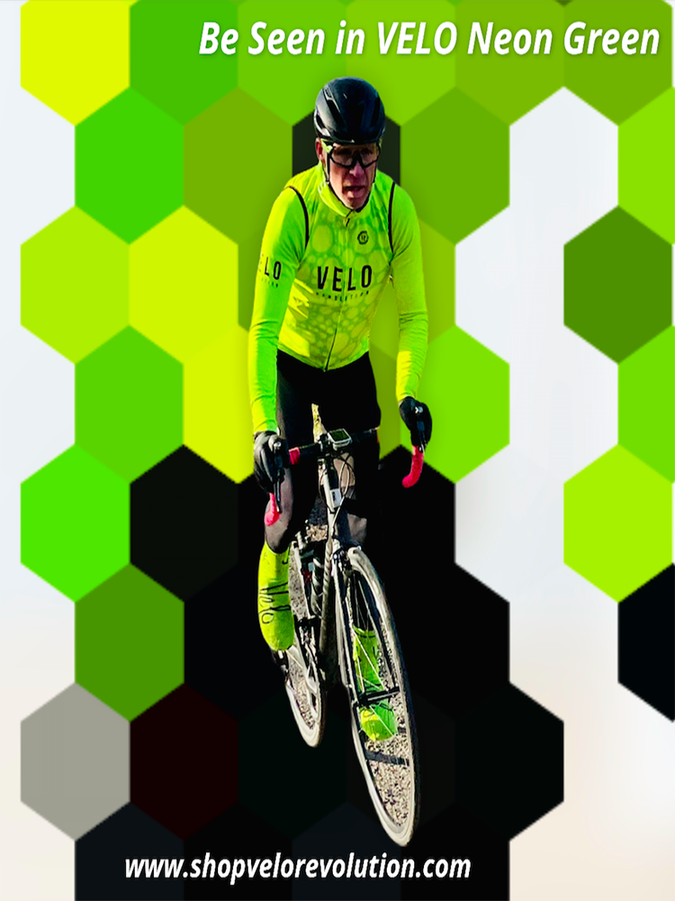 Hydra v4 Jacket Neon Green with Fluo Yellow Sleeve