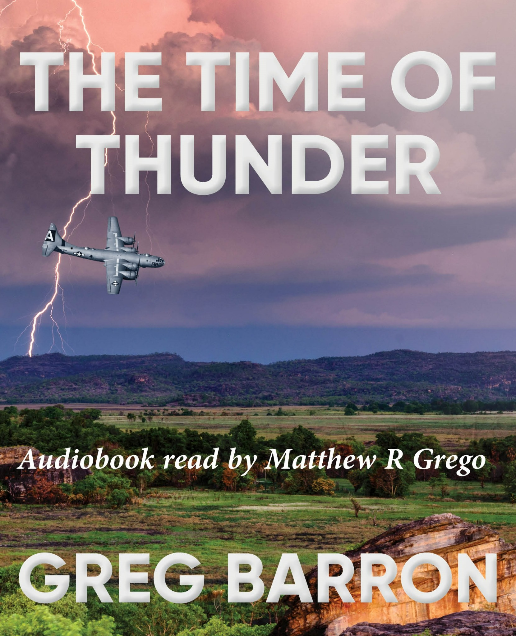 AUDIOBOOK: The Time of Thunder