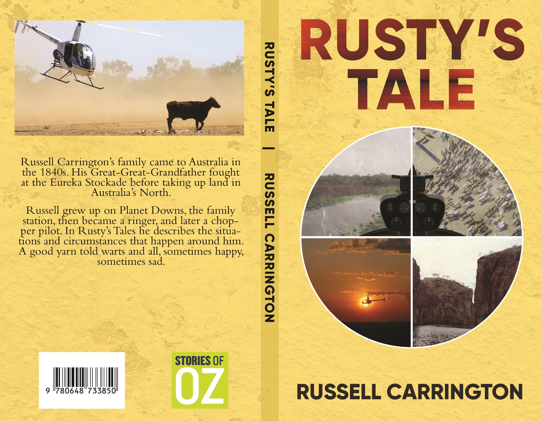 Rusty's Tale by Russell Carrington