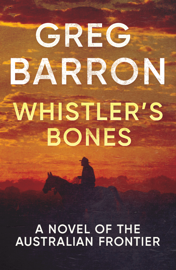 Whistler's Bones by Greg Barron