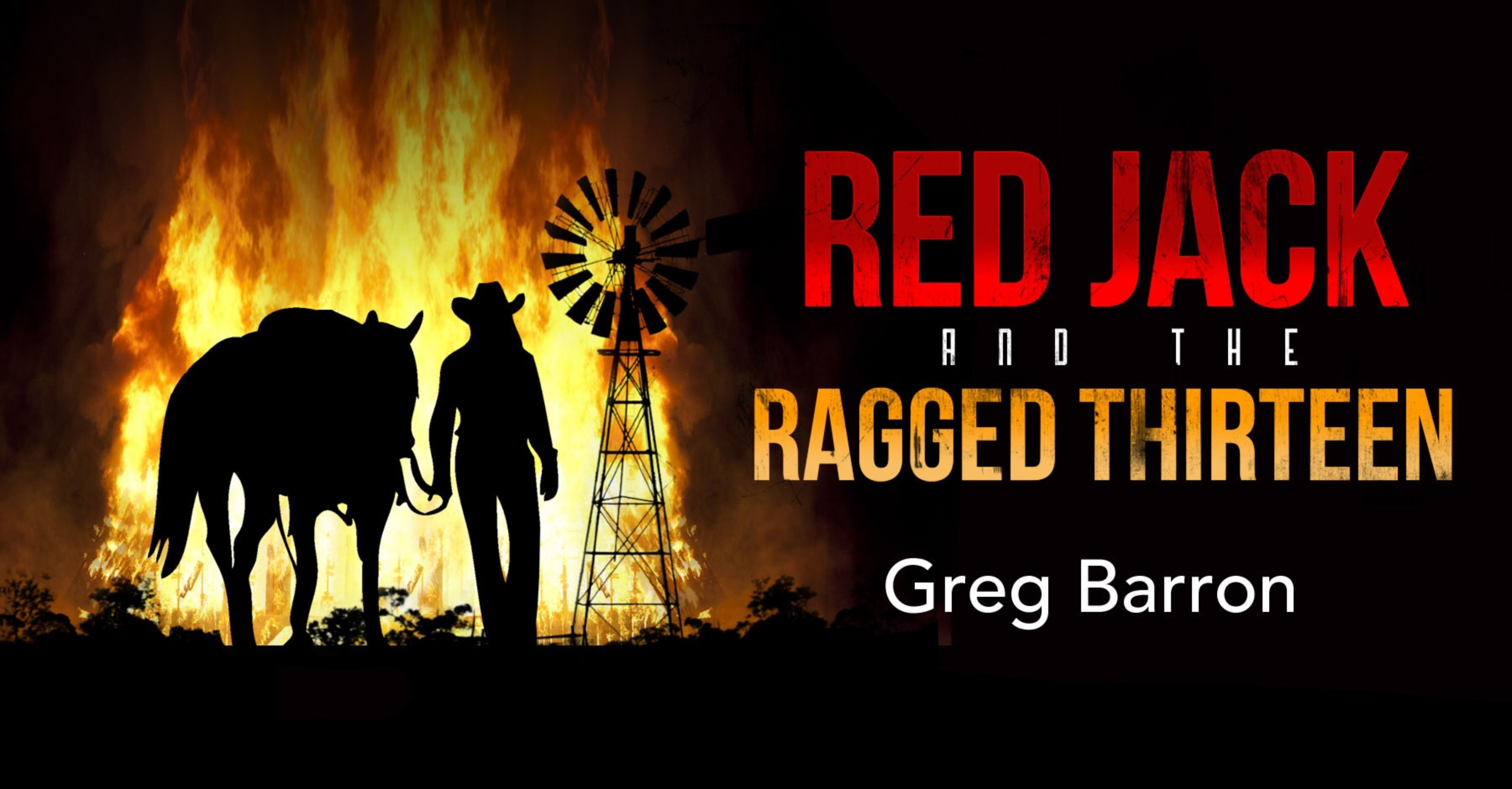 Red Jack and the Ragged Thirteen - Paperback