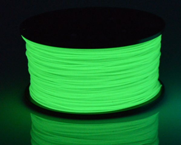 PLA Filament, Glow-in-the-dark