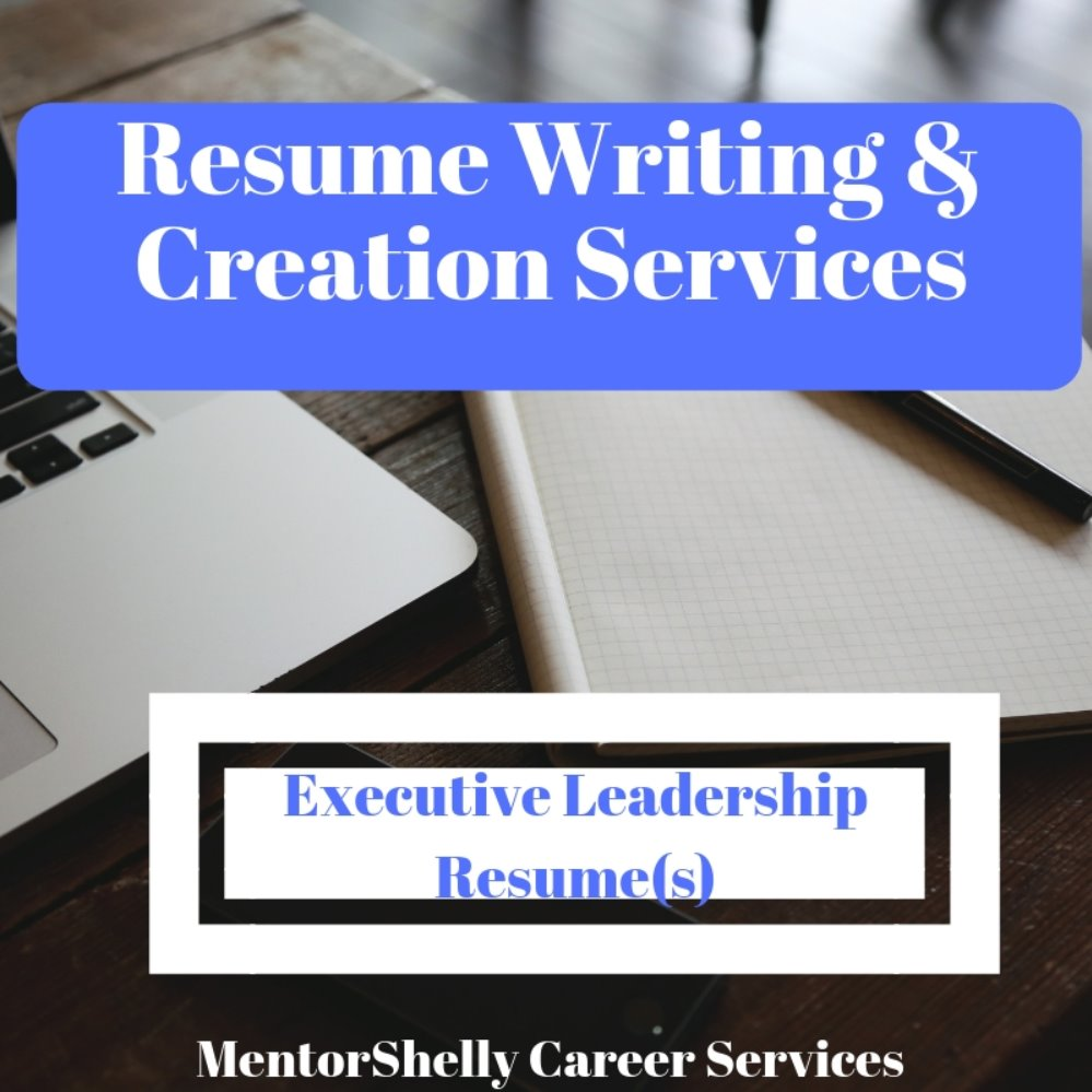 Executive or Leadership Resume Writing