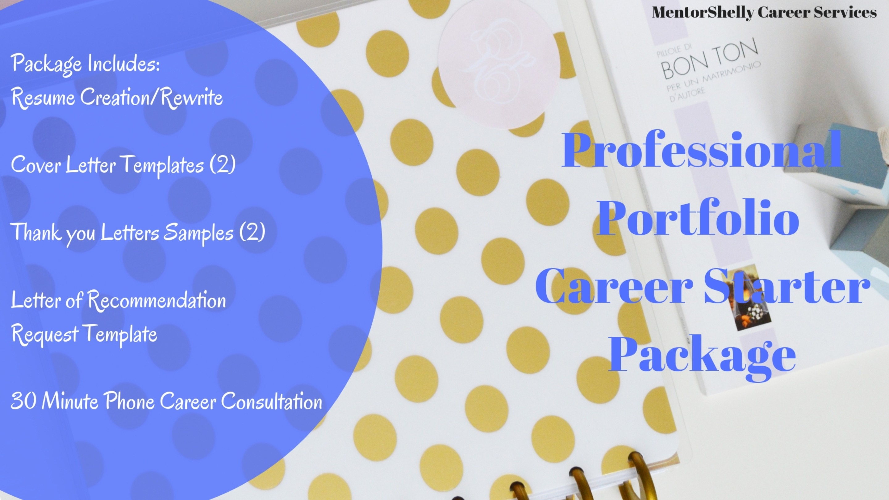 Career Starter Portfolio Package