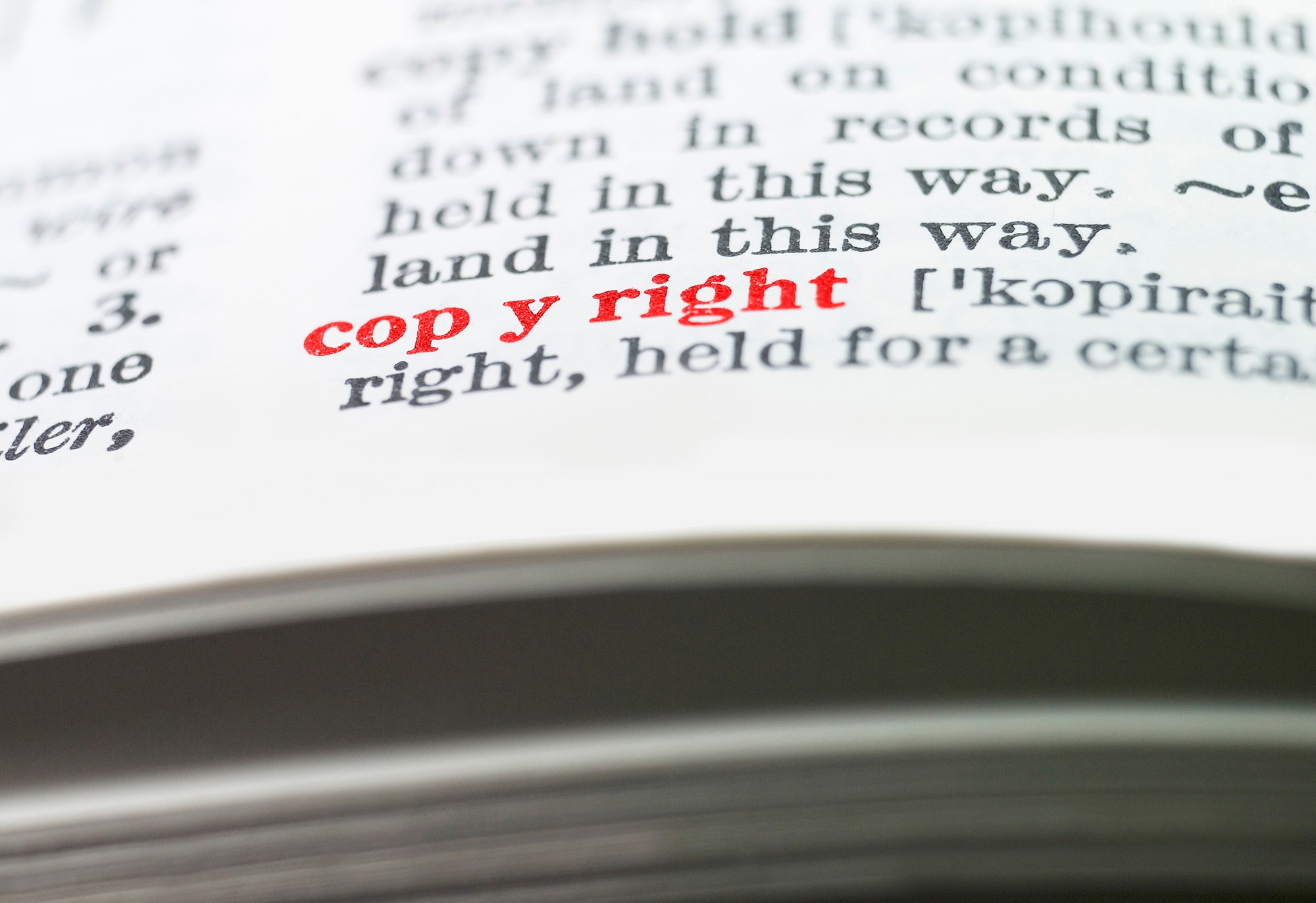 CMU Trends In Ten: Copyright Jargon