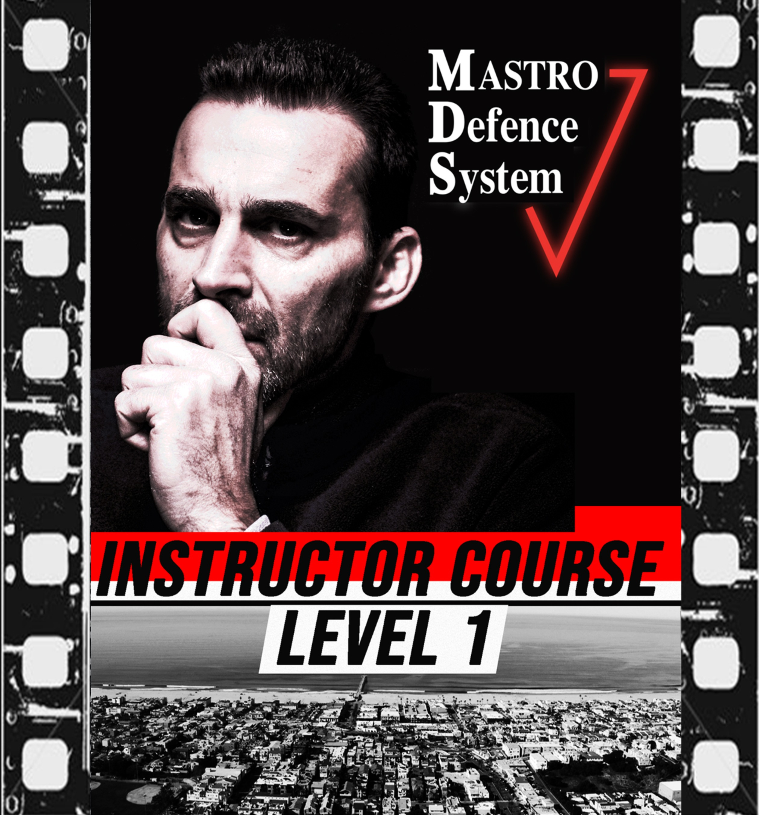 MASTRO DEFENCE SYSTEM INSTRUCTOR DVD LEVEL 1- (Digital)