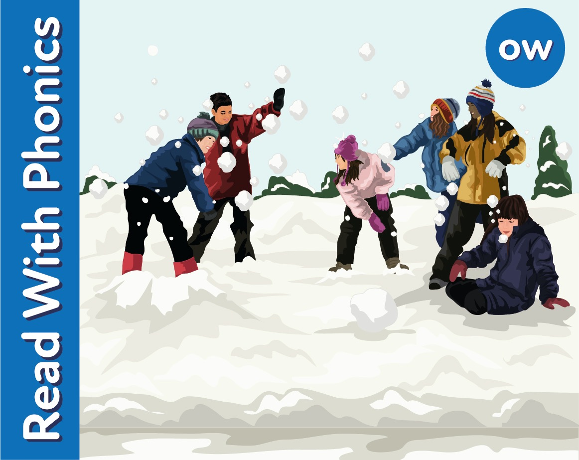 Snow: Learn The Phonic Sound 'ow'