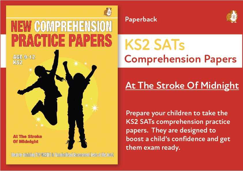 SATS Comprehension Practice Papers: The Stroke Of Midnight (Print Edition)