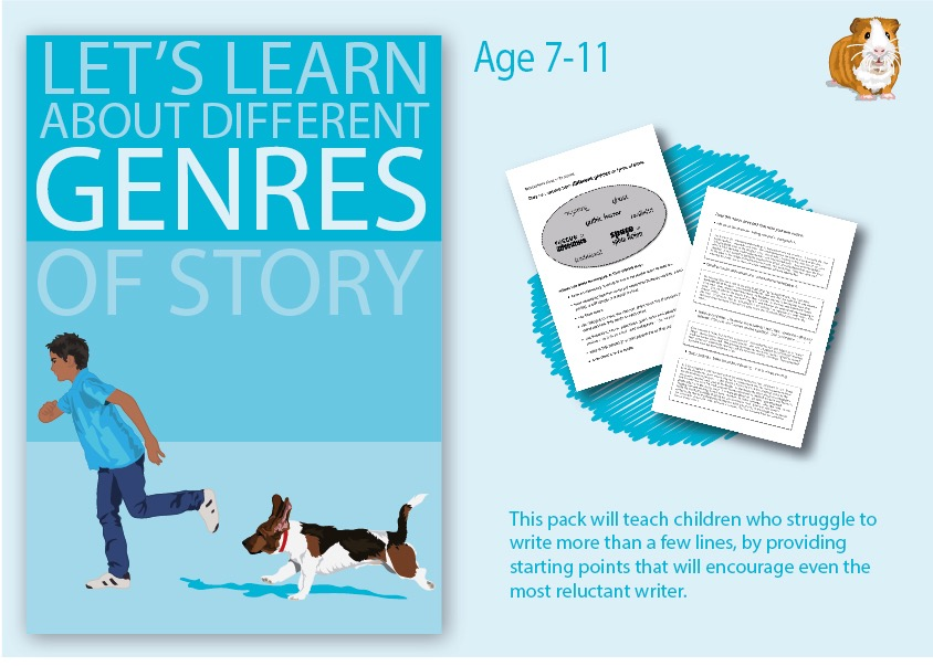 Let's Learn About Different Genres Of Story (Age 7-11)