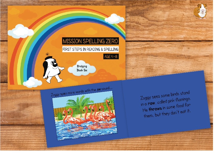 Bridging Book 6 - Introduces New Sounds (Print Edition)