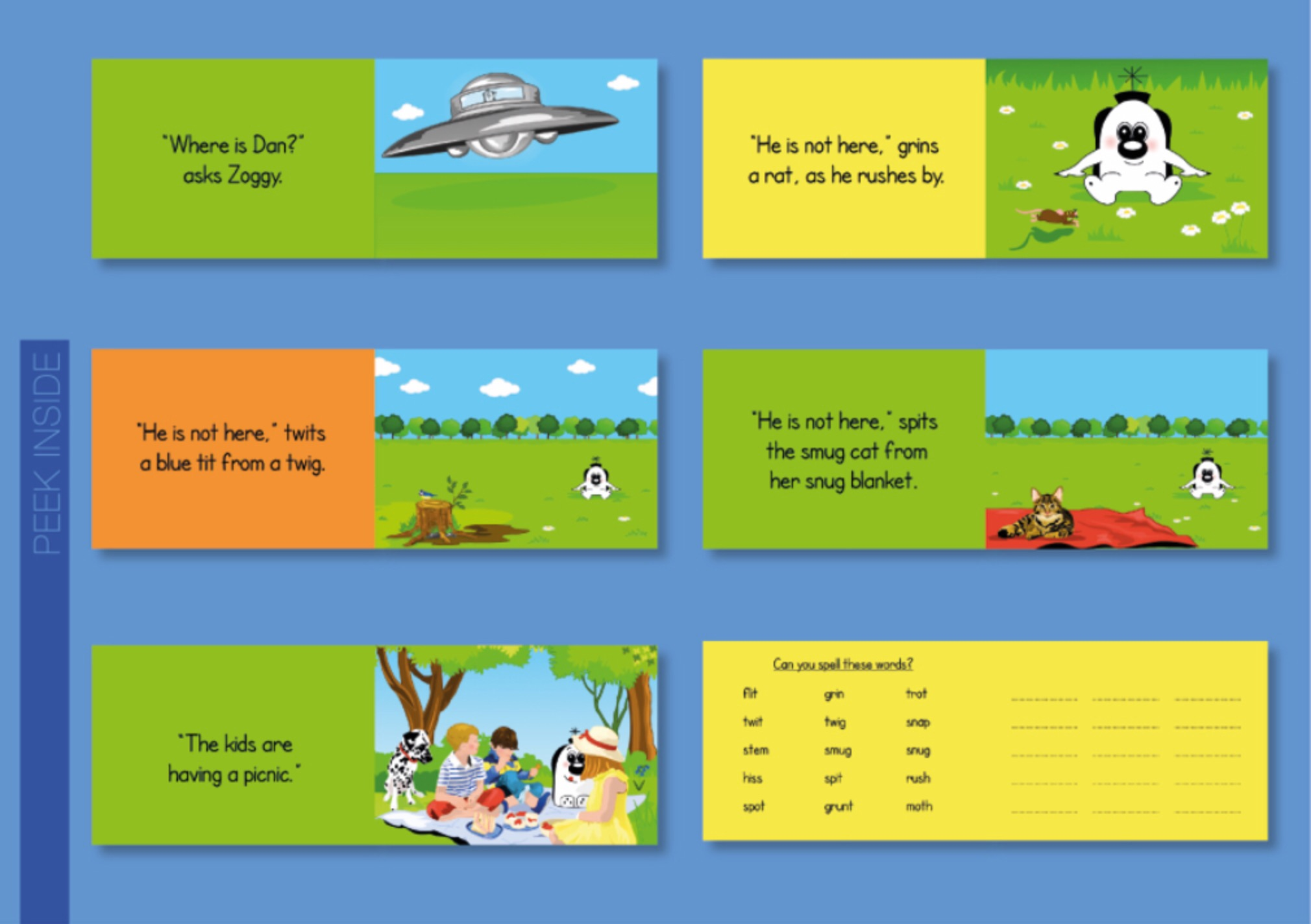 Phonics And Spelling Practice: Initial Consonant Blends & Digraphs (Series 2) Print Edition