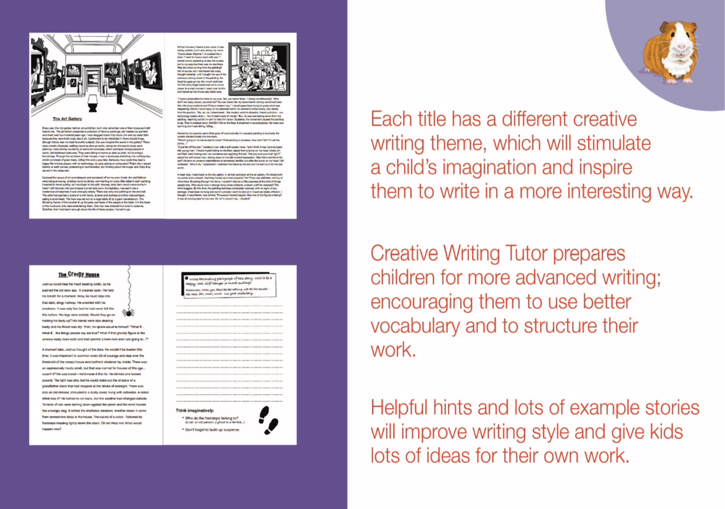 The Space Age Bag: Brush Up On Your Writing Skills (Creative Writing Tutor) (9-13) Print Version
