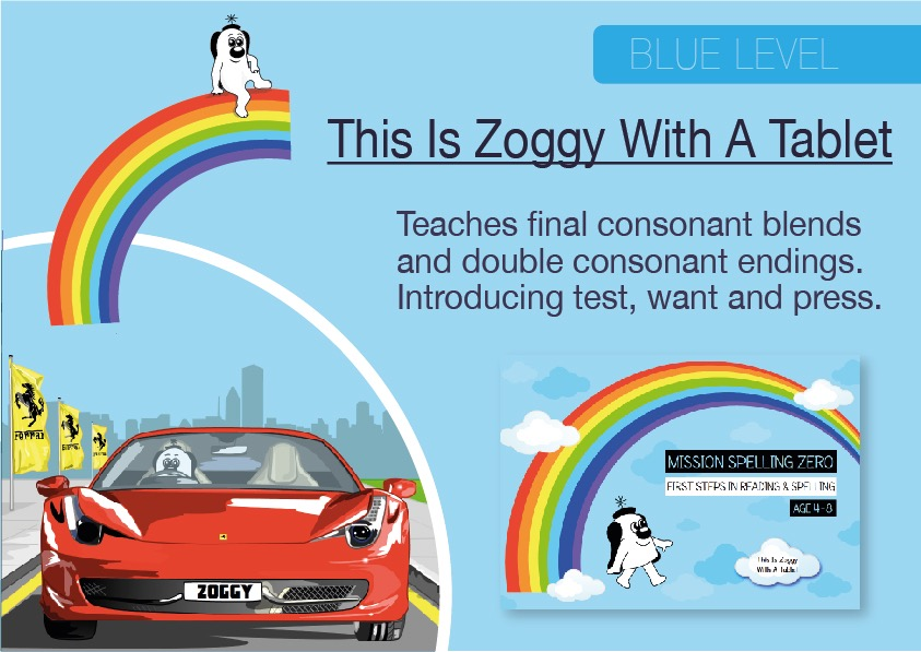 This Is Zoggy With A Tablet (E-book)