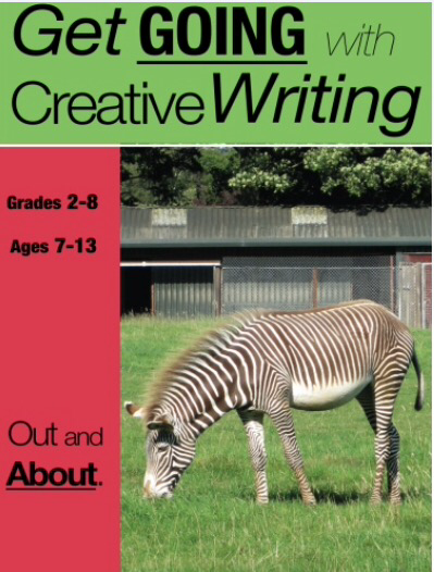 Out And About: Get Going With Creative Writing (US English Edition) Grades 2-8